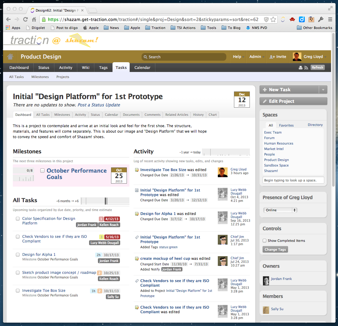 blog newspage traction software