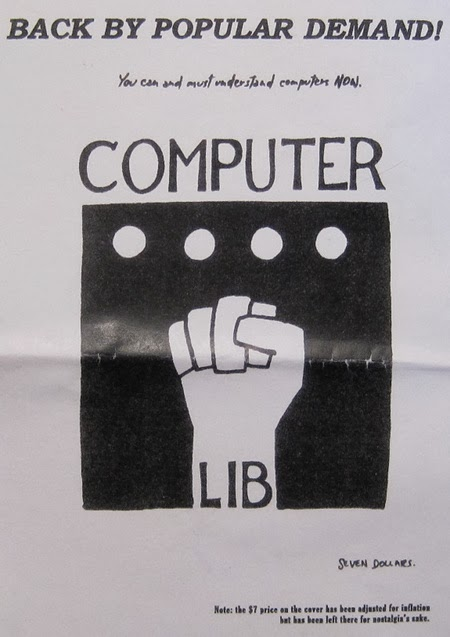 An Infinite Number of Cats on Keyboards: Ted Nelson & Computer Lib ...